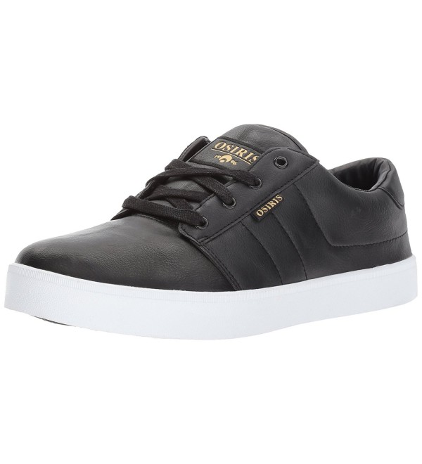 Osiris Mens Skate Black Turner