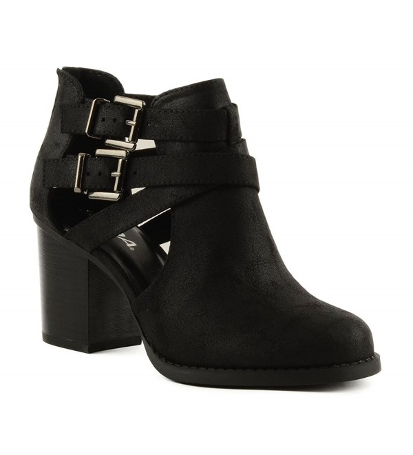 Womens Soda Scribe Sides Bootie