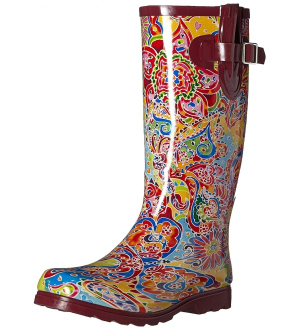 Nomad Womens Puddles Papillions Paisley