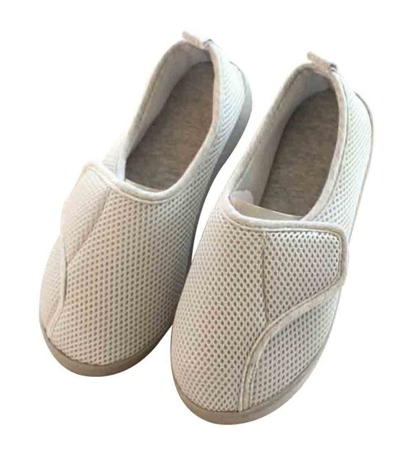 BUYITNOW Slippers Breathable Pregnant Diabetic