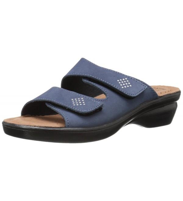 Flexus Womens Aditi Slide Sandal
