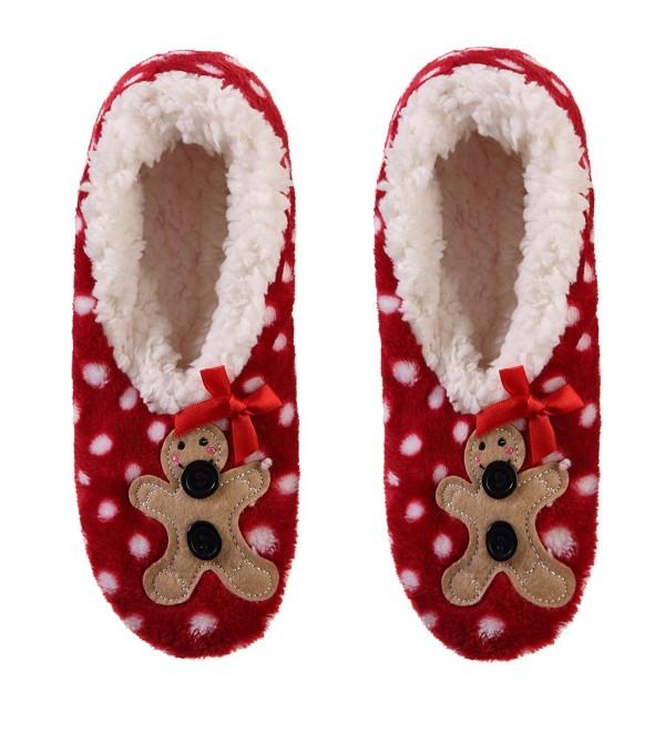 Dosoni Design Novelty Christmas Slippers