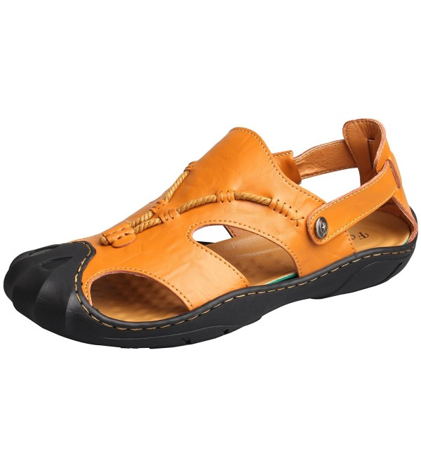 SKOEX Fisherman Sandal Leather Outdoor
