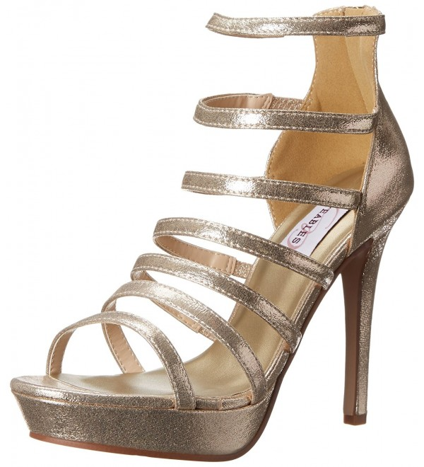 Dyeables Inc Womens Lola Champagne
