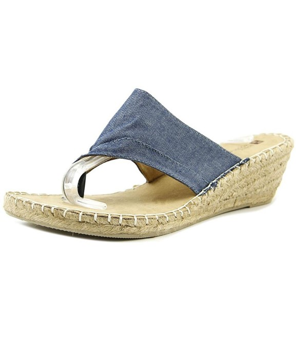 White Mountain Bandana Womens Sandal