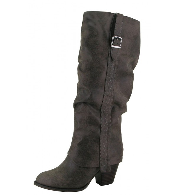 Jellypop Roslyn Womens Boots Taupe