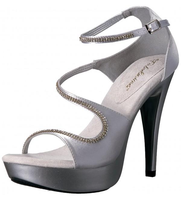 Pleaser Womens Ctail526 Platform Sandal