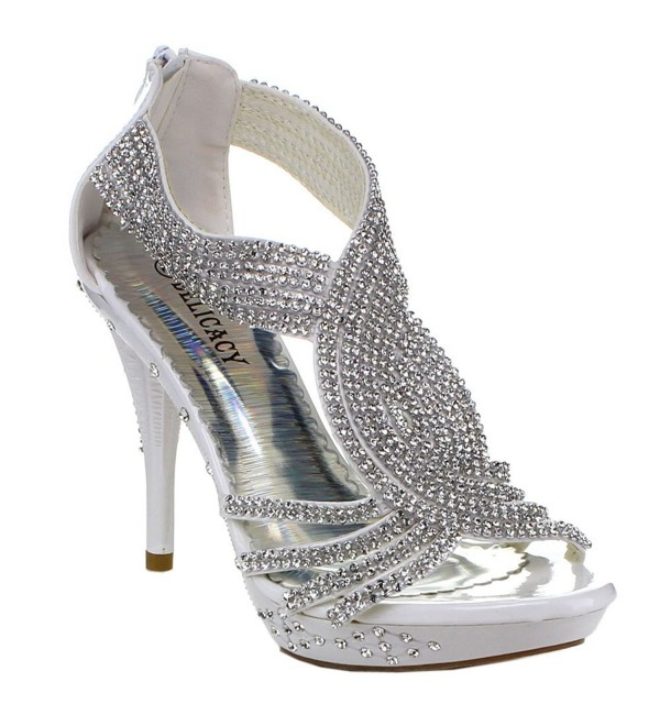 DELICACY DELICACY 07 Fashion Platform Sandals