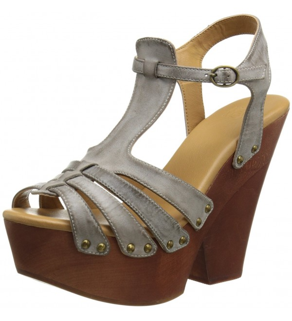 f26813bf129d Women s Blondie Wedge Sandal - Natural - C711664USLR