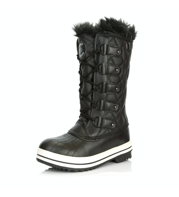 DailyShoes Womens Artic Resistant Eskimo