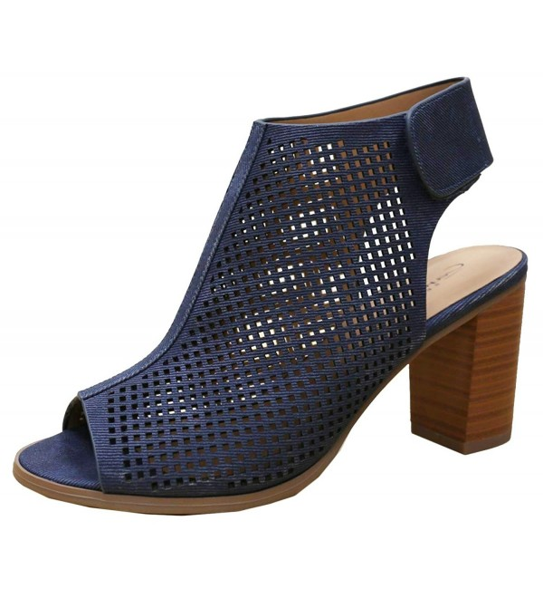 Cambridge Select Womens Slingback Stacked