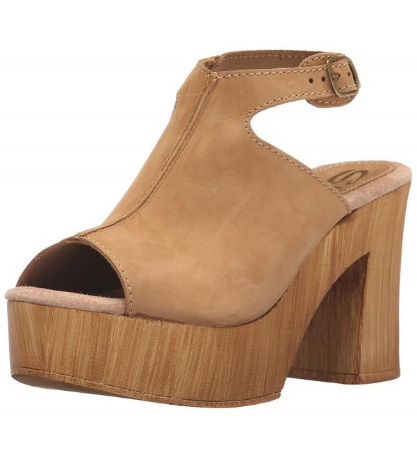 Sbicca Womens Dress Sandal Natural