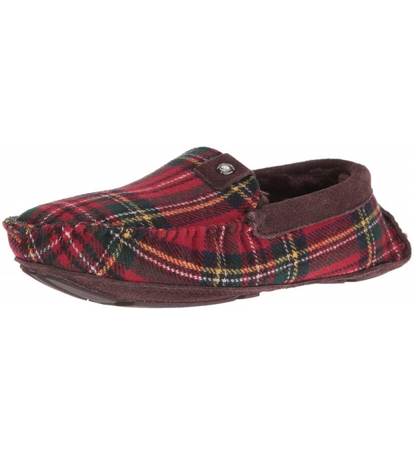 Bedroom Athletics Gerard Slipper Tartan