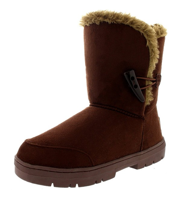 Womens Toggle Classic Waterproof Winter