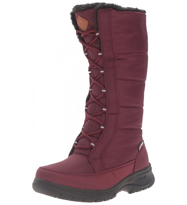 Kamik Womens Seattle2 Snow Burgundy