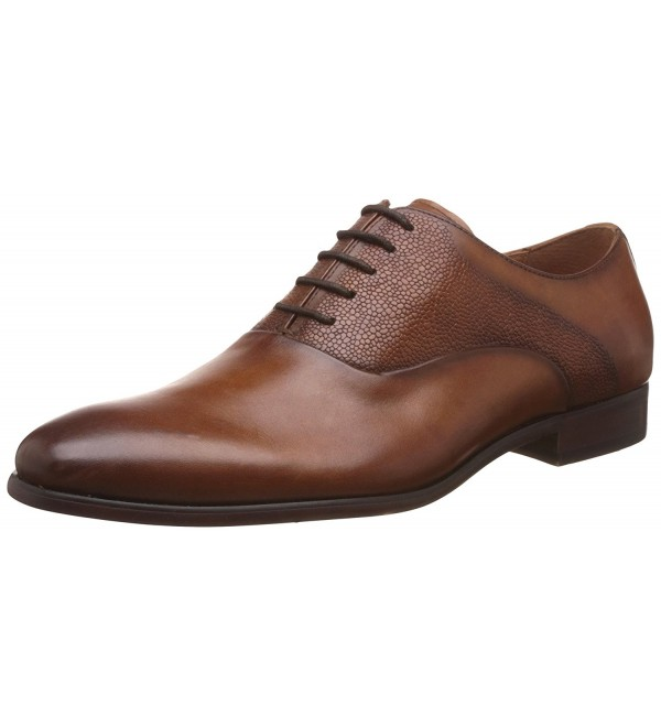 Steve Madden Prymm Oxford Brown