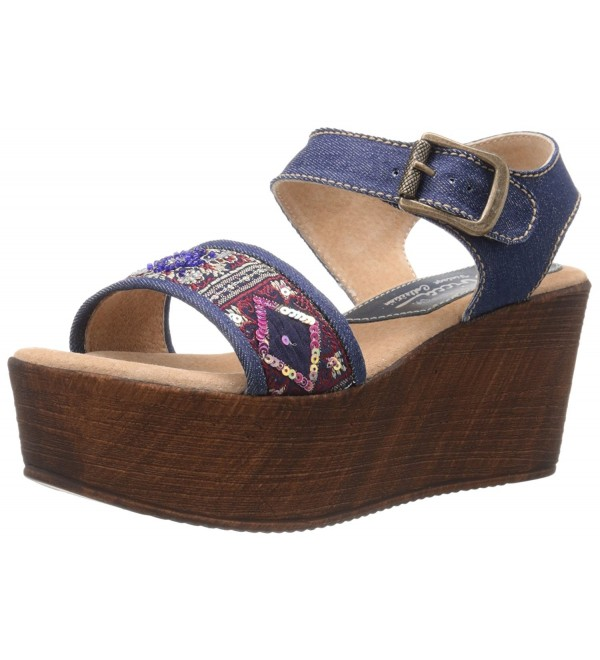 Sbicca Womens Tampa Wedge Sandal
