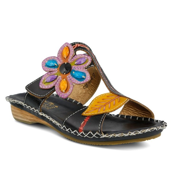 Spring Step Cosima Leather Sandal