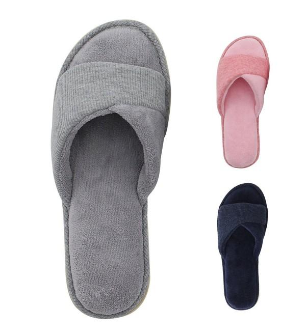 HomeIdeas Womens Anti Slip Slipper Perfect