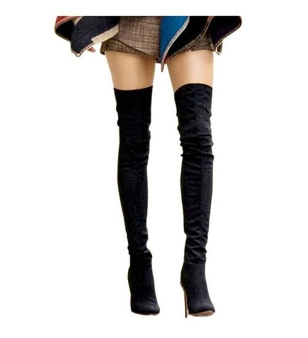 ShoeN Tale Women Stretchy Leather