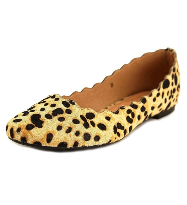 Athena Alexander Womens Closed Leopard