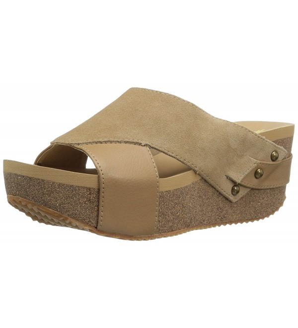 Volatile Womens Brailey Sandal Natural