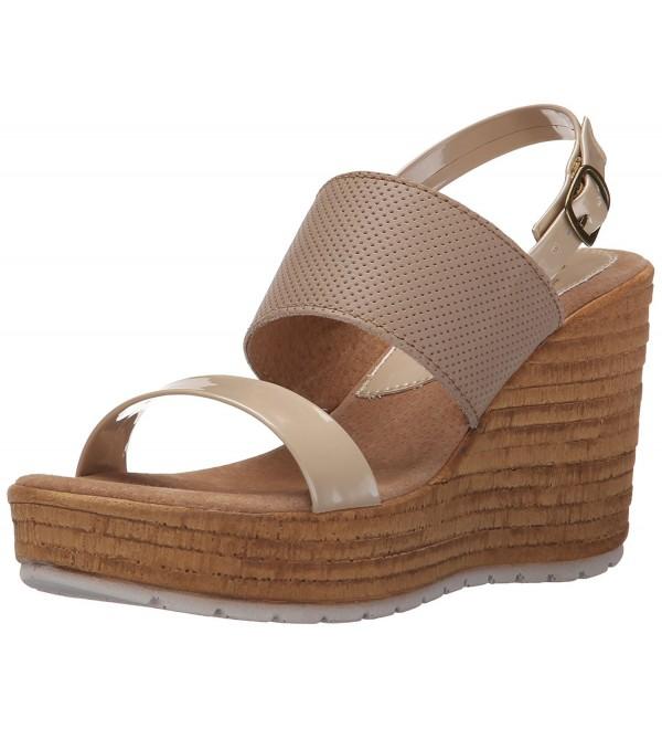 Sbicca Womens Cucamonga Wedge Sandal