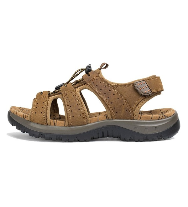 AGOWOO Womens Beach Hiking Sandals