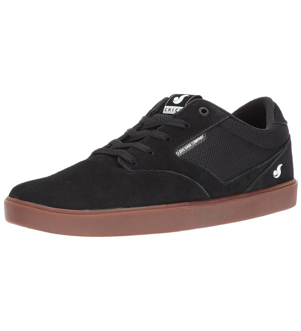 DVS Pressure Skate Black Medium