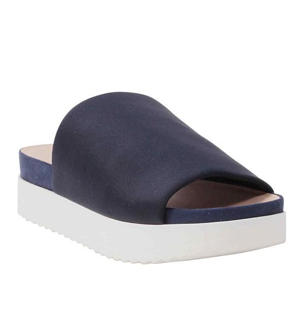 Wanted Womens Gelato Platform Sandal