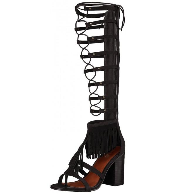 MIA Womens Ricarda Gladiator Sandal
