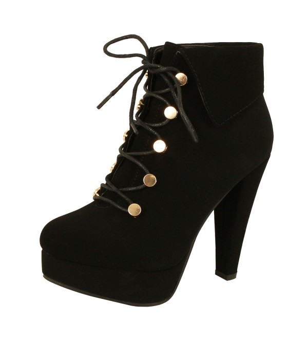 Guilty Shoes Fashion Stiletto Platform