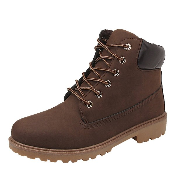 Casual Ankle Martin Boots Winter