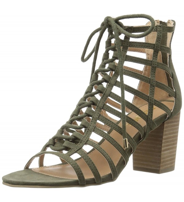 Report Womens Piper Dress Sandal