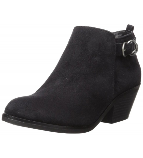 LifeStride Womens Ankle Boot Black