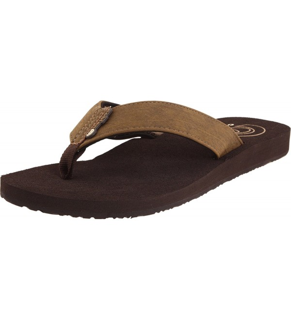 Cobian Mens FLOATER Sandal MOCHA