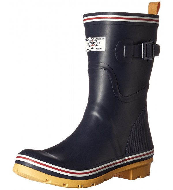 Joules Womens Seafarer Rain French