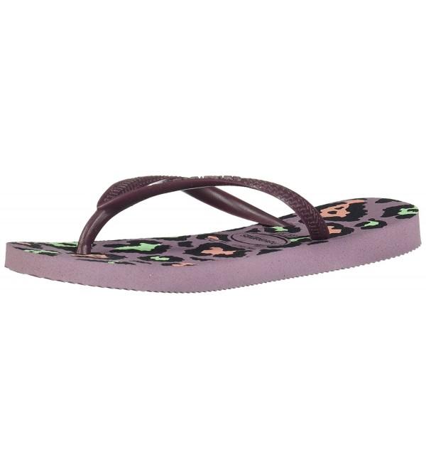 Havaianas Womens Animal Sandal Petunia
