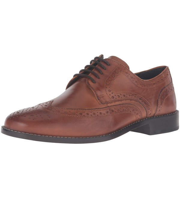 Nunn Bush Nelson Oxford Cognac