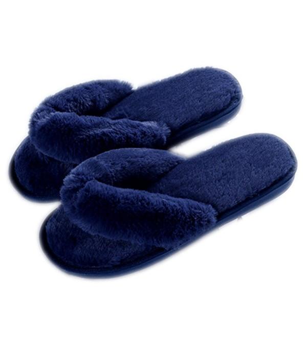 LINGMIN Comfort Slipper Softness Terrycloth