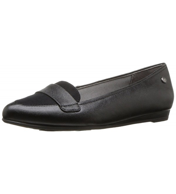 LifeStride Womens Qwin Pointed Black