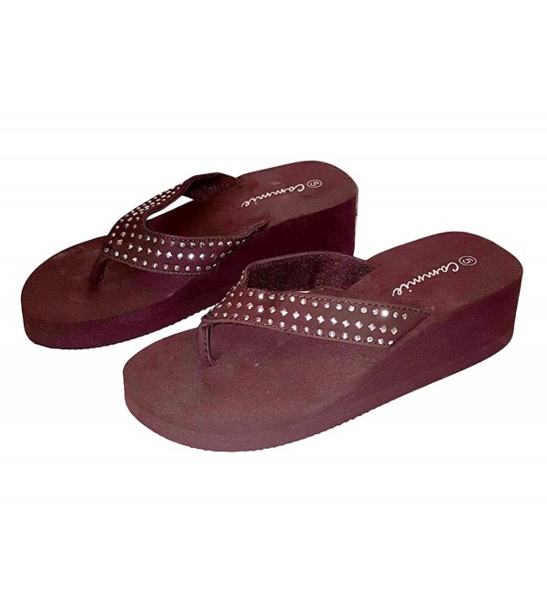 Cammie Women Wedge Sandal Straps