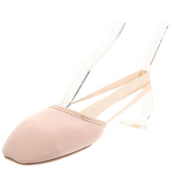Dance Class Womens Half Slipper