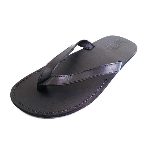SANDALIM Genuine Leather Sandals Biblical