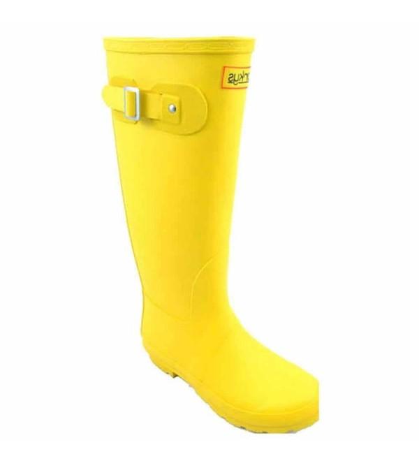 Corkys Splash Womens Rubber yellow
