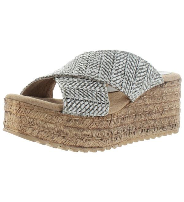 Sbicca Kareina Womens Platform Sandals