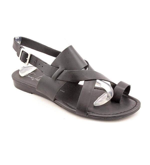 Franco Sarto Womens Leather Sandal