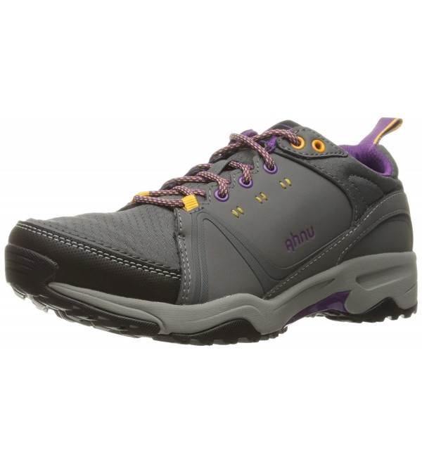 Ahnu Womens Alamere Hiking Granite