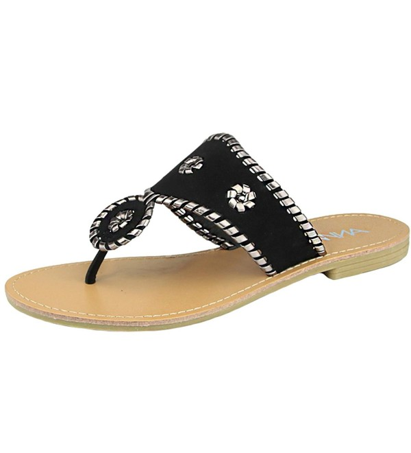 Bella Marie Womens Fashion Sandal