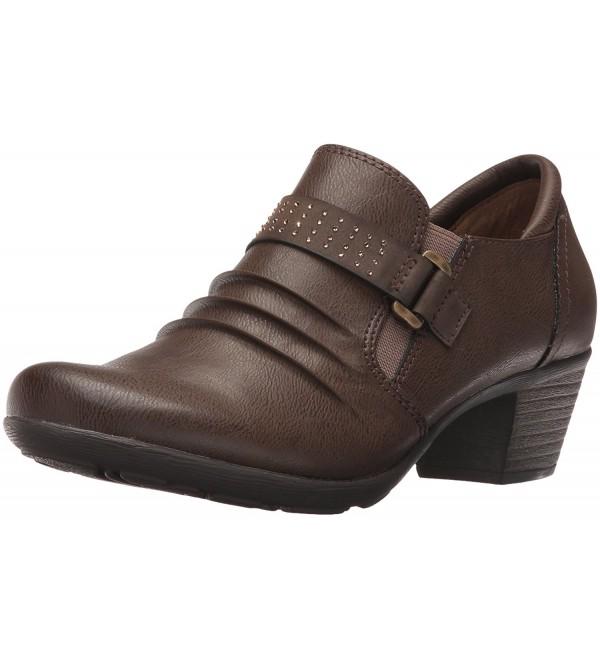 Spring Step Womens Slip Loafer